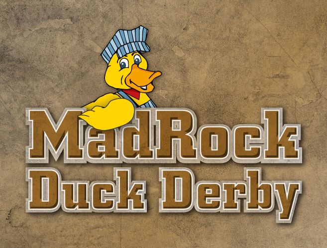 MadRock Duck Derby Logo