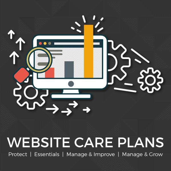 website-care-plans