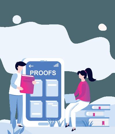 Print Design Proofs